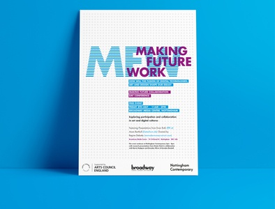 Making Future Work // Poster
