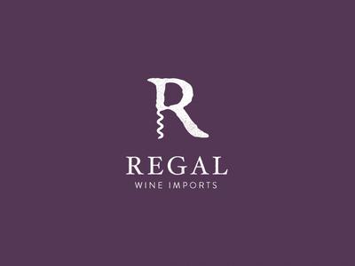 Corkscrew purple logo r corkscrew wine regal