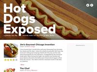 Hot Dog Blog