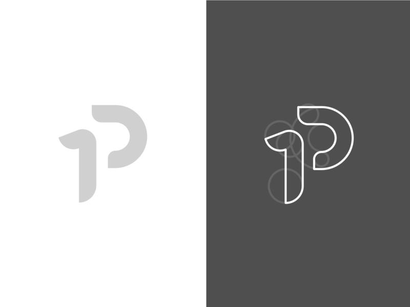 Purpose First 1 p brand identity identity purpose first branding brand logo