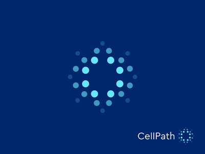 Cellpath Logo pathology cellular cell medical lab science icon identity branding brand logo
