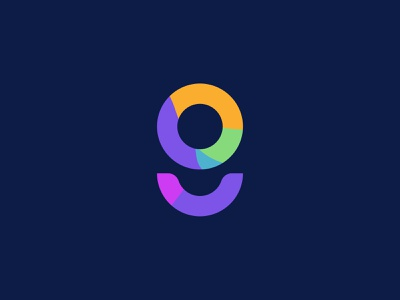 Growth Collective g icon design icon branding design brand identity brand design branding brand logodesign logotype logo