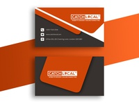 CatchLocal - Business Cards