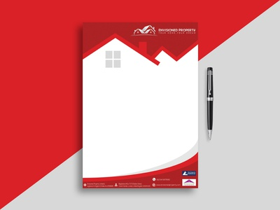 Property Letterhead Design