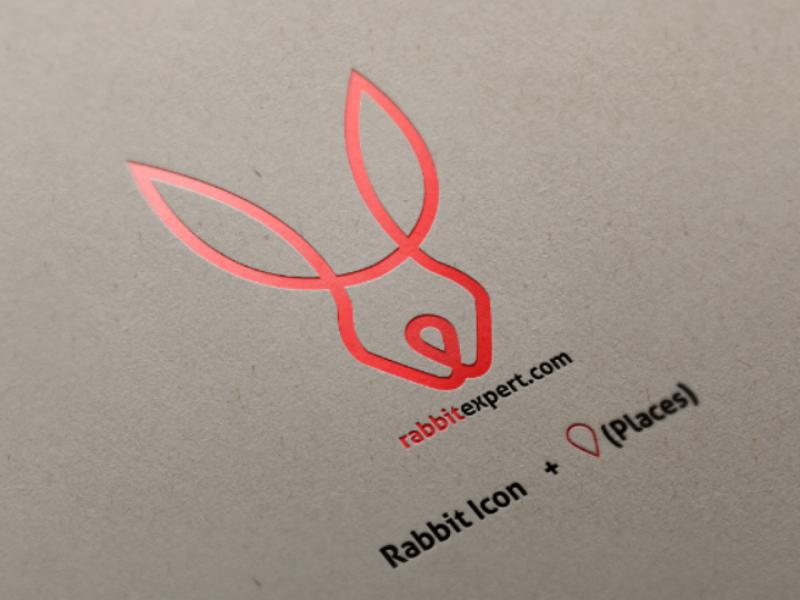 rabbitexpert.com Logo logo graphic illustration brand