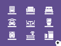 Residential Icons 2
