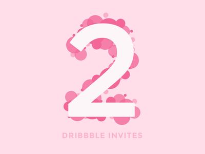 2 invites giveaway