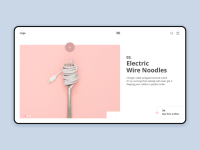 Homepage Noodles