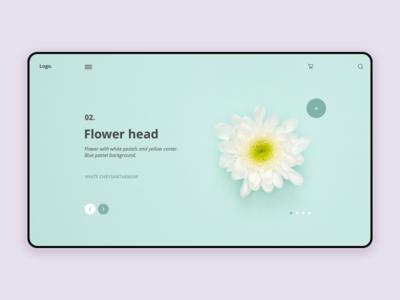 Homepage Flowers