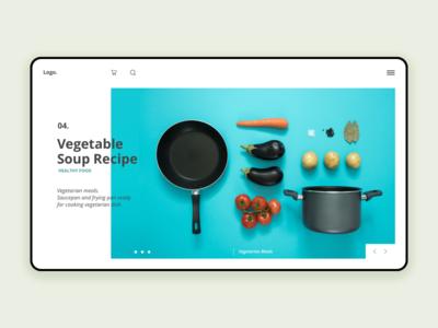 Homepage Recipe