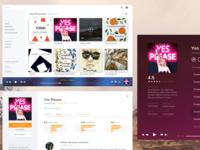 Audible Redesign (Desktop App)