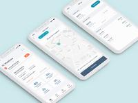 Insurance iOS app