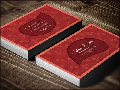 15 Authentic Retro and Vintage Business Cards Collection