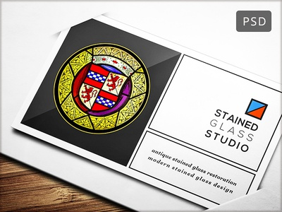 15 Clean and Minimal Business Cards Collection - Part 5
