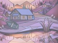 House by a Lake