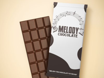 MELODY CHOCOLATE REDESIGN
