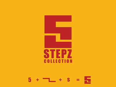 Step Logo Design collection icon design uiux ui steps artist branding typography logos logo artwork simple flat vector flatdesign design
