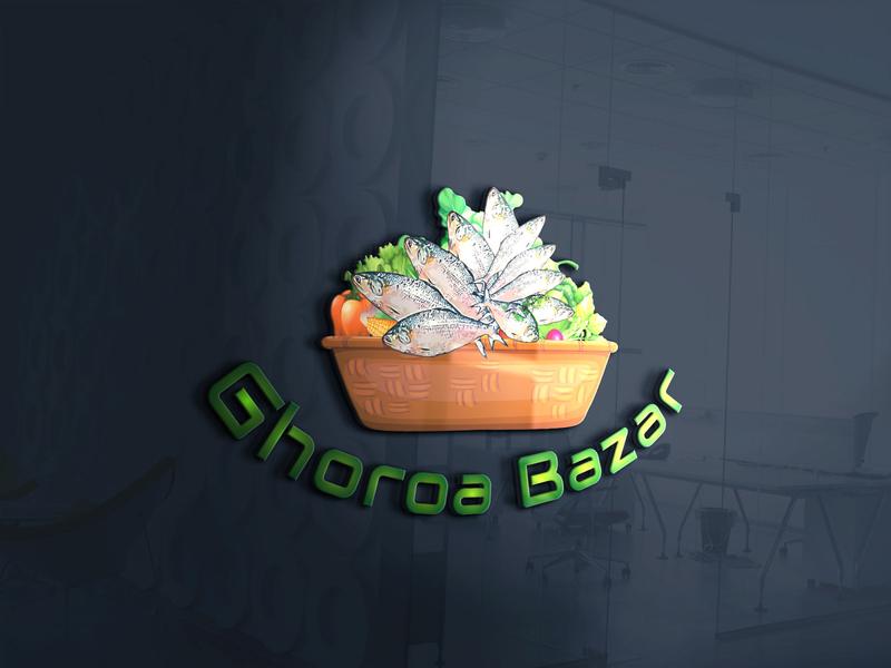 Ecommerce logo icon illustration minimalist branding typography logo awesome logo fresh colors online marketing unique logo business logo