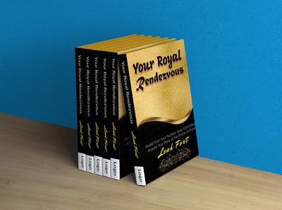 Book Hard Cover Mockup PSD