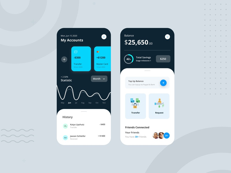 Finance app bankingapp coronavirus 2020 design ux  ui mobile app uxdesign appdesigner products product design appdesign ui ux branding creator creative  design dribbble app 2020 design hello dribble
