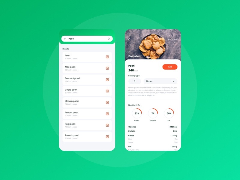 Nutrition app bitcoin nutrition nutritionist nutrition app uxdesign uiuxdesign mobile app appdesign product design typogaphy illustration ux creator ui app creative  design design 2020 dribbble hello dribble
