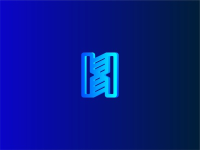 DNA H creators logotype letter h wealth passion logoset dna health logos logodesign ux branding ui logo creator creative  design app 2020 design hello dribble