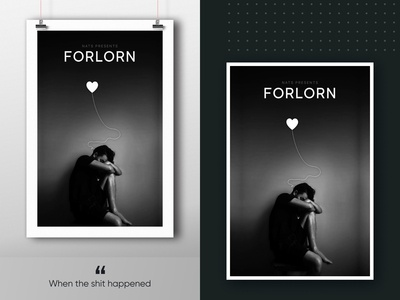 Forlorn Poster