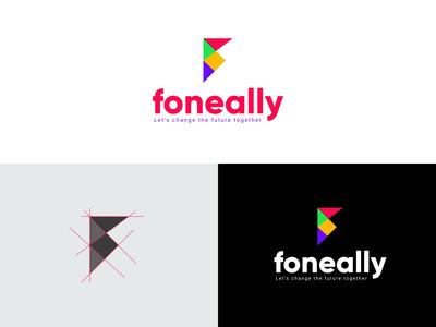 Foneally Agency logo