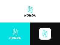 Honda Logo Rebrand