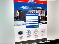 Morrison Home Inspection Landing Page