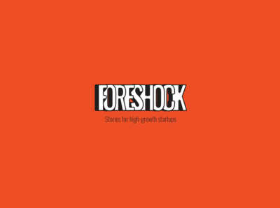 Foreshock Editorial Series logo