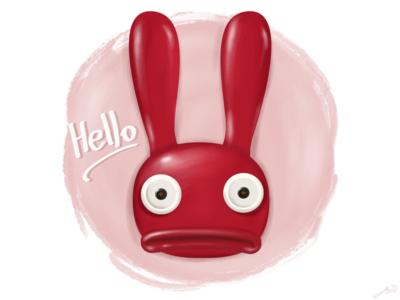 debut rabbit