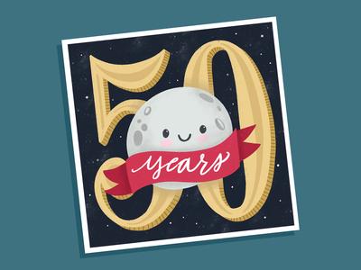 Moon Landing Anniversary