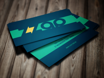Electrify Business Card