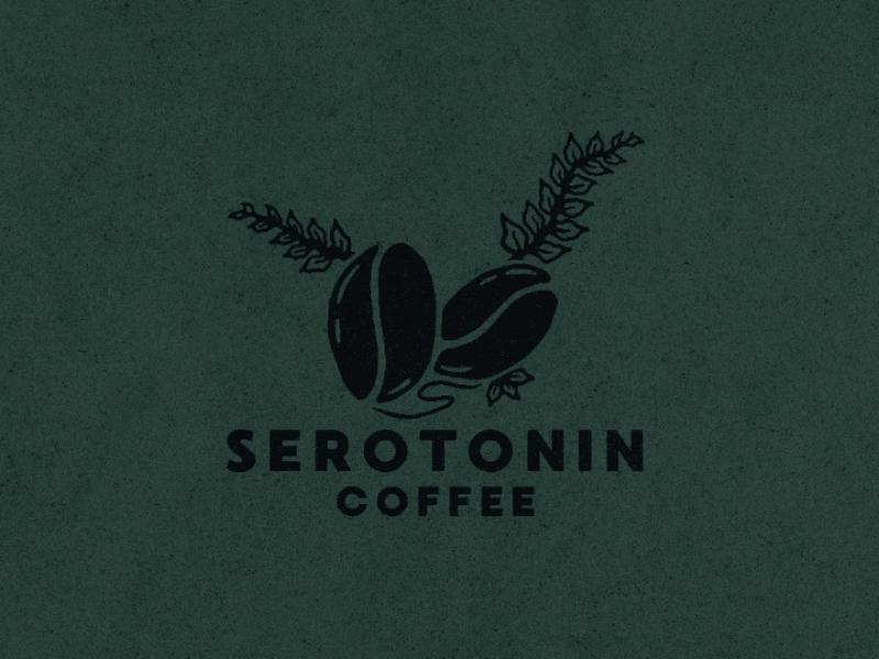 Coffee logo branding badge design clothing custom artwork illustration logo design logo