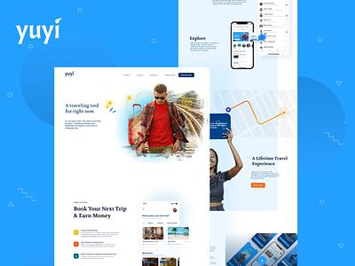 Yuyi Website