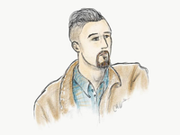 Bennie Sketch