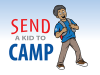 Send A Kid to Camp Logo