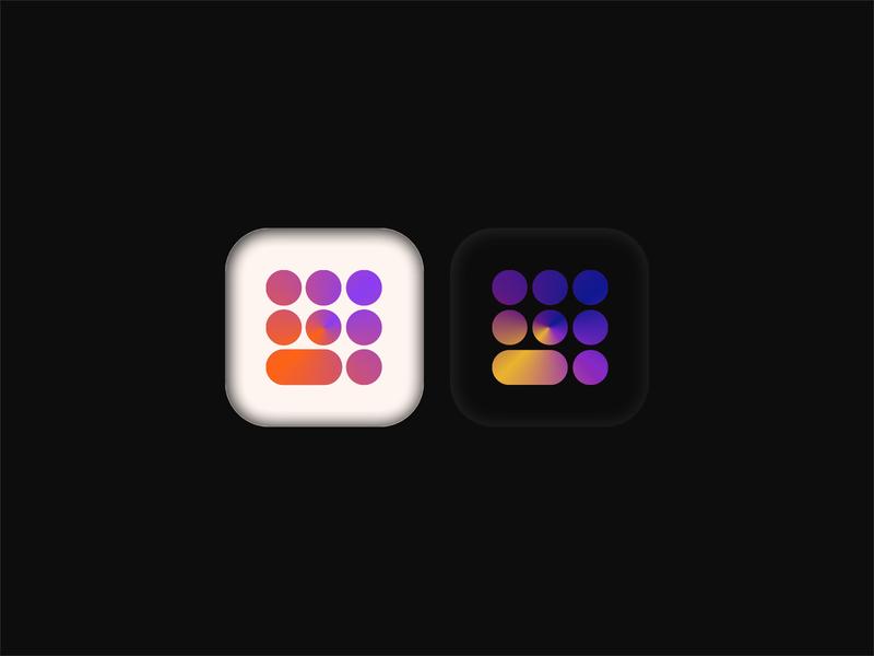 Daily UI 005 icon design applicaiton daily daily005 uiux uidesign nōirdiva design dailyuichallenge dailyui