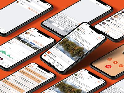 Daily UI 013 app strava uiux dailyui dailyuichallenge uidesign design nōirdiva