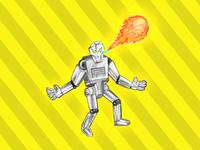 80´s Robot