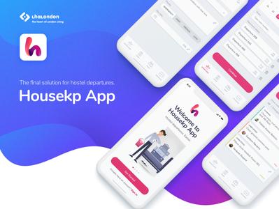 Housekp App