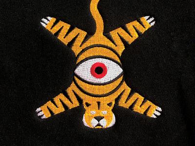 Tiger's Eye Pants V2 spirit enlightened rug tiger