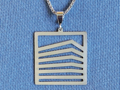 thrill necklace silver jewelry vulfpeck