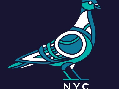 pijin bird pigeon nyc new york city new york