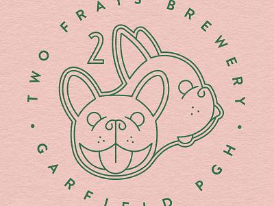 zeus + iris dogggy doggy dog illustration beer brewery