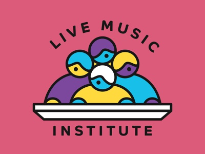 lmi hands heads harmony group collab musicians band podium keyboard institute music live
