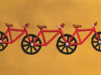 Red Tetracycle Cap