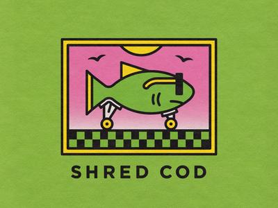 Shred Cod