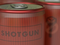 Shotgun Premium Lager
